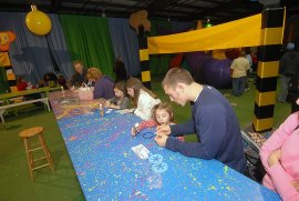 Children's Craft Area