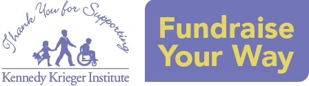 Fundraise Your Way Logo - Kennedy Krieger Institute