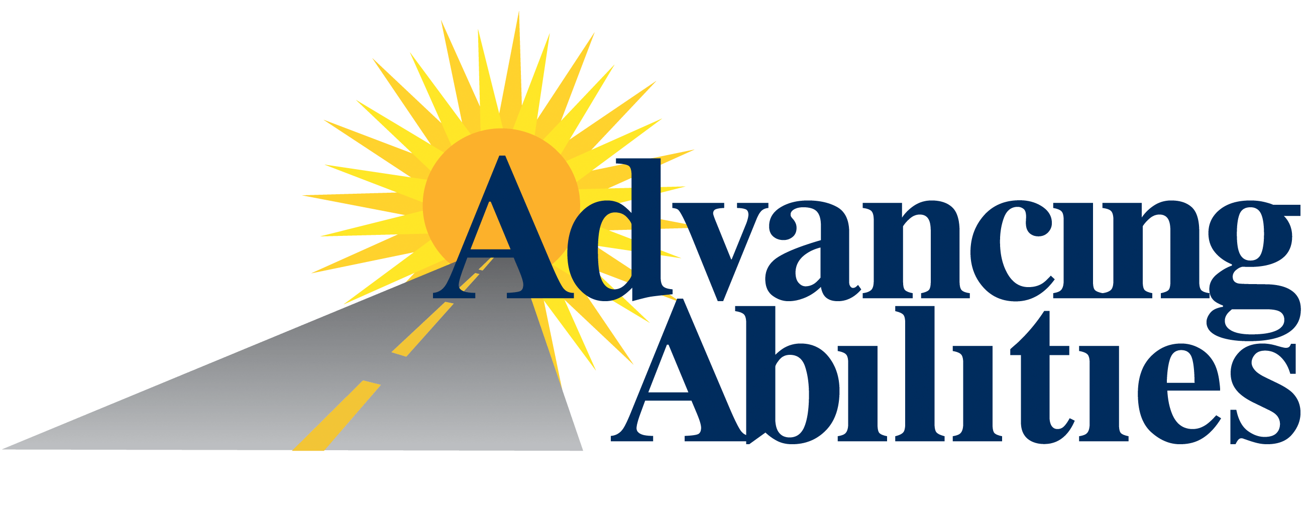 Company Logo for Advancing Abilities