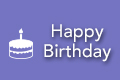 eCard 2014 - Happy Birthday 1